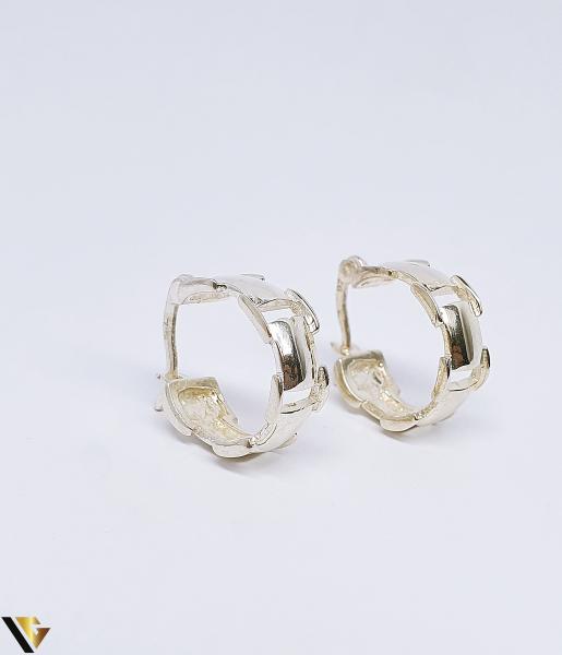 Cercei Argint 925, 3.85 grame (BC R) 0