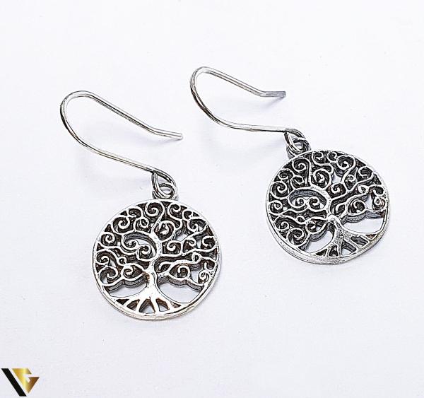 Cercei Argint 925, 2.74 grame (BC R) 1