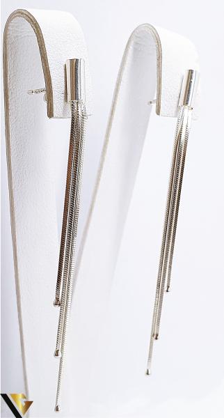 Cercei Argint 925, 2.63 grame (BC R) 0