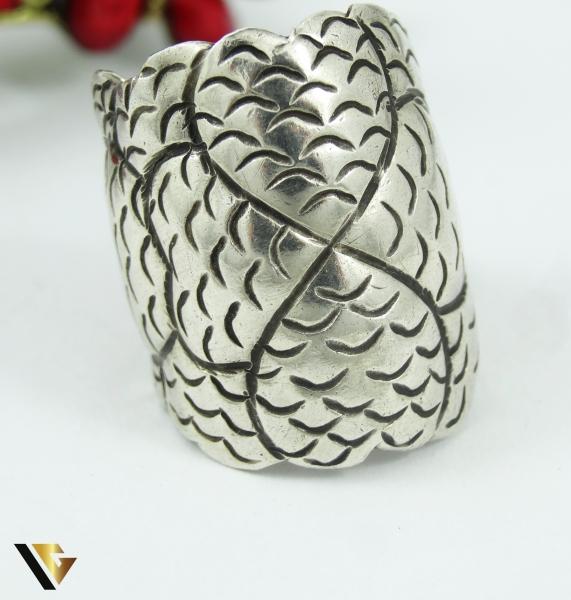 Inel din argint 925, 10.94 grame (R) 1