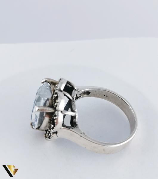 Inel Argint 925, Inima, 10.60 grame (R) 3