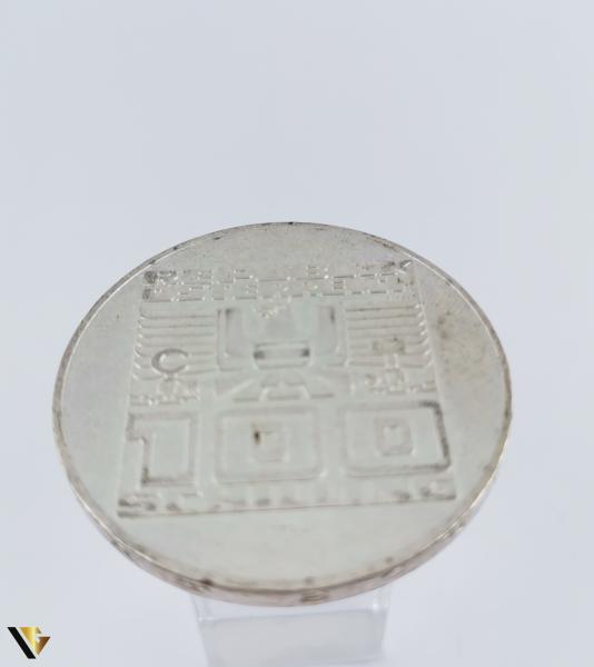 100 Schilling , Austria 1978, Argint 640, 23.92 grame (R) 1