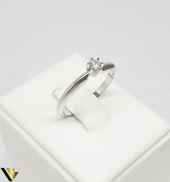 Inel Aur 14k, Diamante, 1.90 grame (BC R) 0