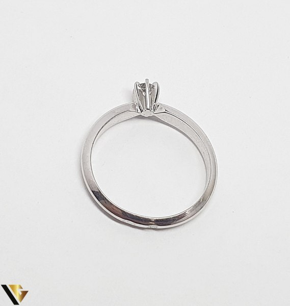 Inel Aur 14k, Diamante, 1.90 grame (BC R) 2