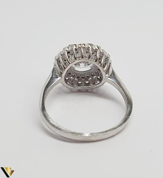 Inel Argint 925, 2.85grame 2