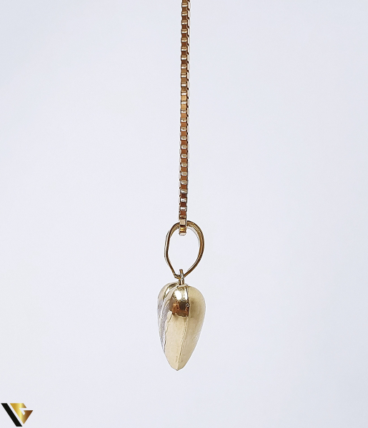 Pandantiv Aur 14K, 0.59 grame (BC R) 1