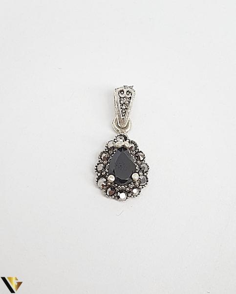 Pandantiv Argint 925, Marcasite, 2.62 grame 0