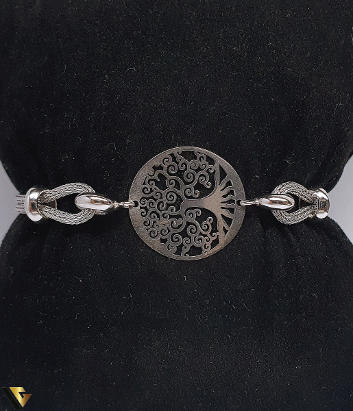 Bratara Argint 925, Copacul Vietii, 7.34, grame (BC R) 1