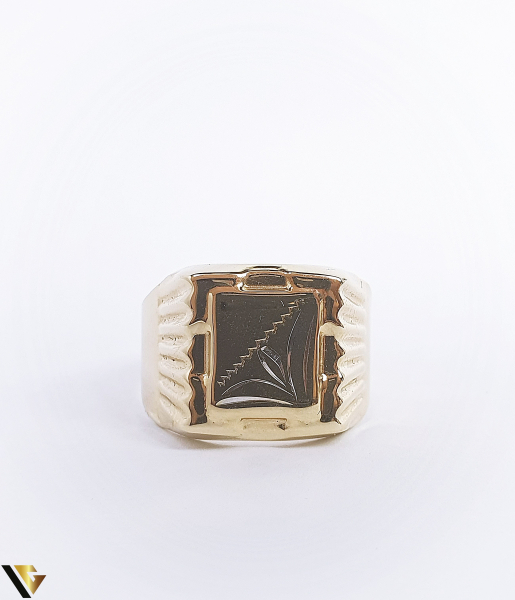 Inel Aur 14K , 3.48 grame (BC R) 1