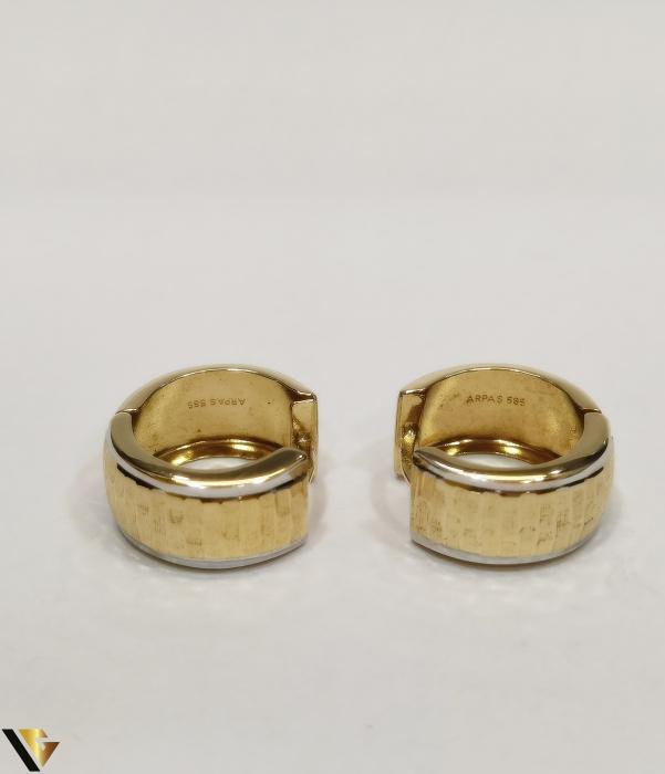 Cercei aur 14K , 3.29 grame (PD) [2]