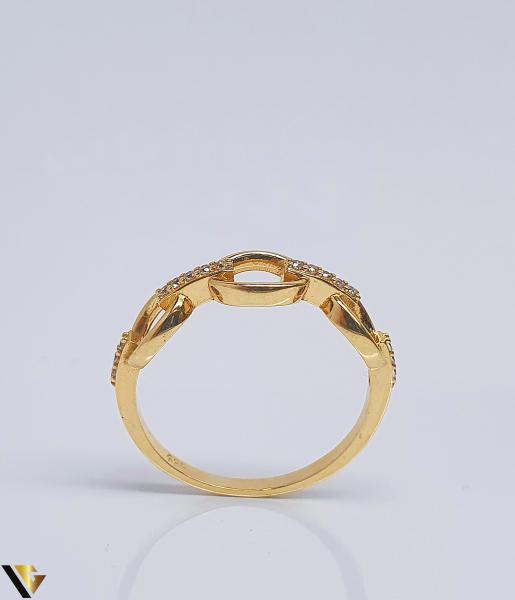 Inel Aur 14K , 2.21 grame (BC R) 2