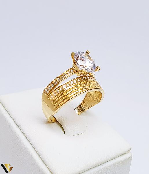 Inel Aur 14K , 3.62 grame (BC R) [0]