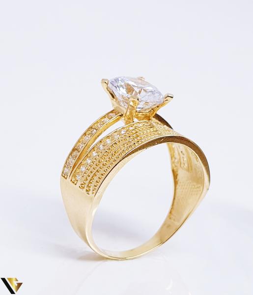 Inel Aur 14K , 3.62 grame (BC R) [1]
