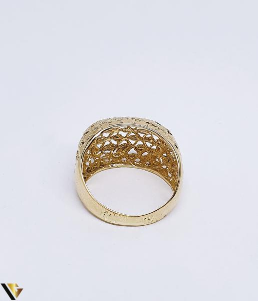 Inel Aur 14K , 3.74 grame (BC R) 3