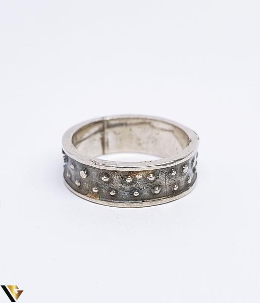 Inel Argint 925, 4.73 grame (BC R) 2