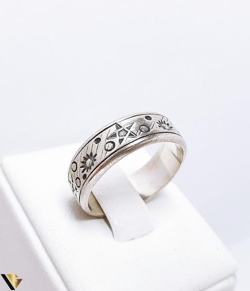 Inel Argint 925,4.35 grame (BC R) 0