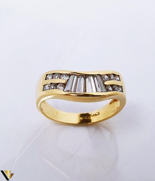 Inel Aur 18K ,5.21 grame (BC R) [2]