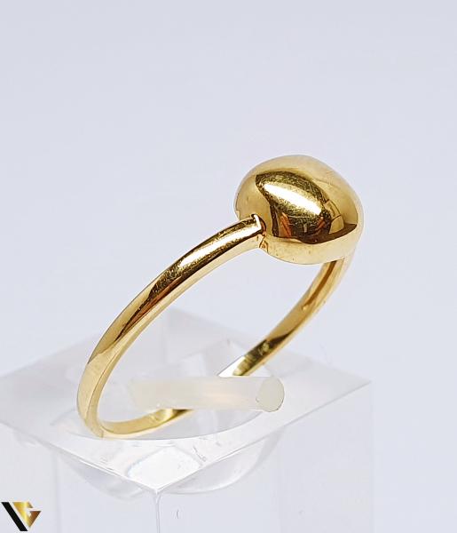 Inel Aur 14K , 1.40 grame (BC R) 0