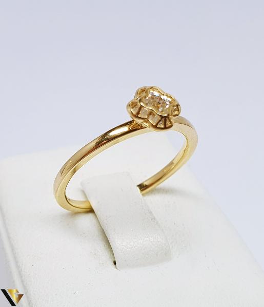 Inel Aur 14K, 1.82 grame (BC R) [0]