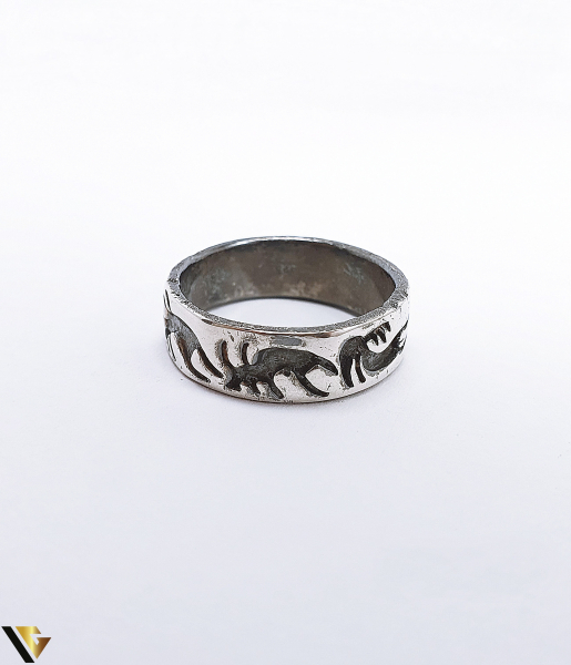 Inel Argint 925, 4.75 grame (BC R) 2