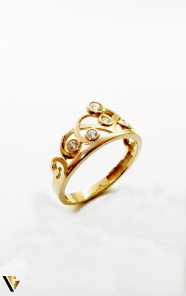 Inel din aur 14k,2.56 grame (BC M) 0
