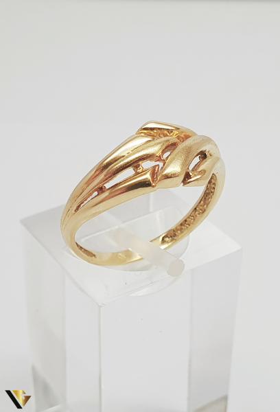 Inel din aur 18k,2.27 grame (BC M) [0]