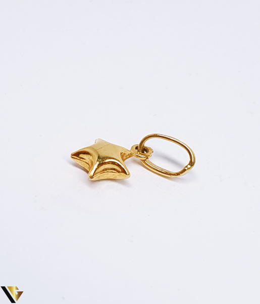 Pandantiv Aur 18K, Stea, 0.49 grame (BC R) 1