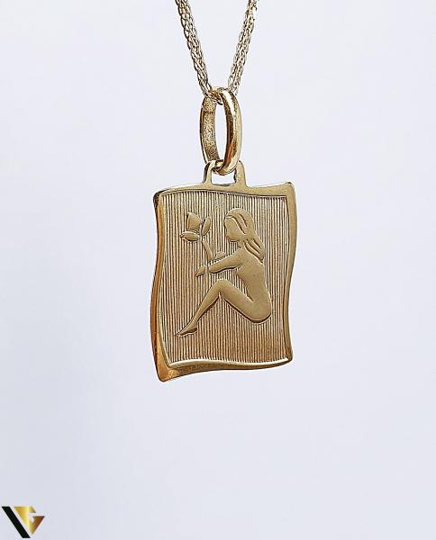 Pandantiv Aur 18K, 1.63 grame (BC R) 0