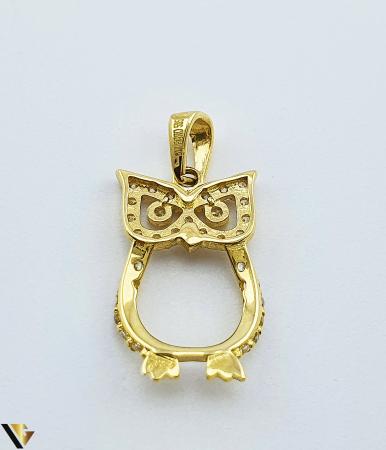 Pandantiv Aur 14k, 1.15 grame (IS) [1]