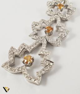 Pandantiv Aur 18k, Diamante cca. 0.59 ct total, 6.11 grame1
