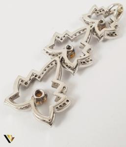 Pandantiv Aur 18k, Diamante cca. 0.59 ct total, 6.11 grame2