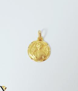 Pandantiv Aur 18k, 1.73 grame (TG) [0]