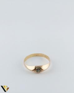 Inel pentru copii Aur 18k,  0.58 grame1