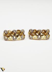 Cercei aur 14K ,3.64 grame1