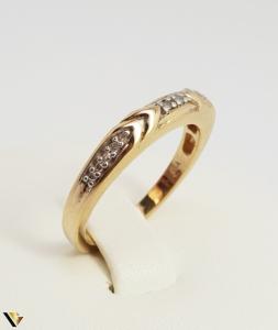 Inel Argint 925,Diamante,2.93 grame0