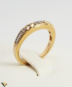 Inel Argint 925,Diamante,2.93 grame2