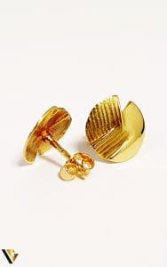 Cercei aur 18K ,2.00 grame0