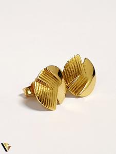 Cercei aur 18K ,2.00 grame1