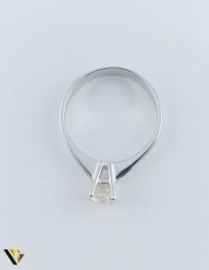 Inel logodna Aur 18k, Diamant cca. 0.70 ct, 4.04 grame4