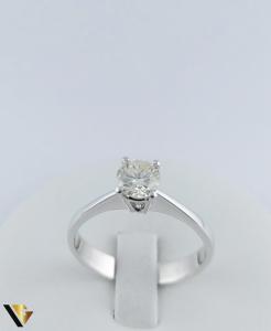 Inel logodna Aur 18k, Diamant cca. 0.70 ct, 4.04 grame1