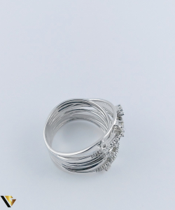 Inel Aur 18k, Diamante cca. 0.45 ct in total, 10.80 grame3