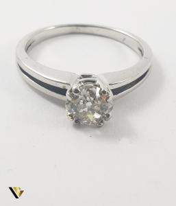 Inel Aur 18k, Diamant de cca 0.65 ct, 2.74 grame1