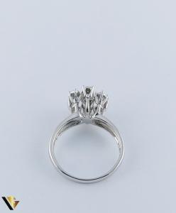 Inel Aur 18k, Diamante, 4.14 grame (TG)3