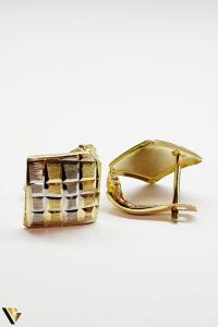 Cercei aur 14K ,1.79 grame (BC M)1
