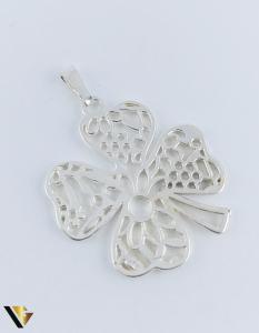 Pandantiv Argint 925, Trifoi, 5.00 grame (R)1