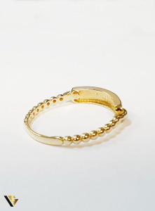 Inel din aur 14k , 1.70 grame (BC M)2