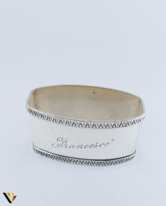Inel pentru servetele din argint 800, 28.90 grame1