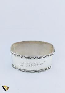 Inel pentru servetele din argint 800, 28.24 grame1