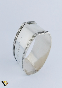 Inel pentru servetele din argint 800, 28.24 grame2