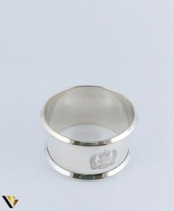 Inel pentru servetele din argint 800, 20.71 grame0